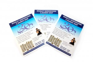 printed flyers Newent and Herefordshire